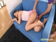 昼寝中の美巨乳若妻を襲ってみるひとずま動画無料